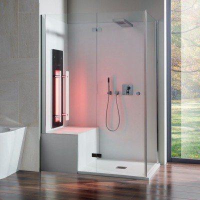 Infrarotpaneel Bilbao für die Dusche