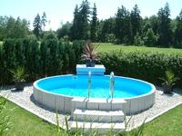 Berechnung des Schwimmbeckenvolumens