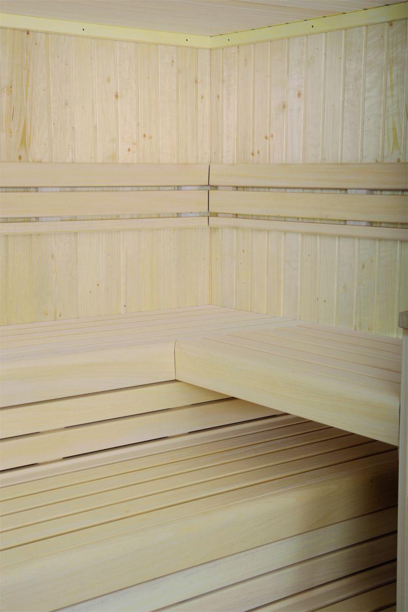 elementsauna excellent innenverkleidung hemlock tiefe 186 cm. Black Bedroom Furniture Sets. Home Design Ideas