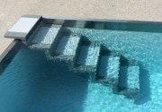 Styropool-Rechteckbeckenset mit Treppe Eleganz 60