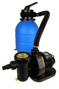 Sandfilteranalge TM mit AquaPlus und 6-Wege-Ventil