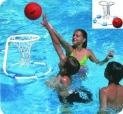 Wasserbasketball für zu Hause