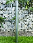 Wasserentnahmestelle schlank