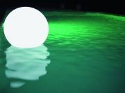 Dekorationsleuchten  für Pool und Garten, Modell Chill Lite