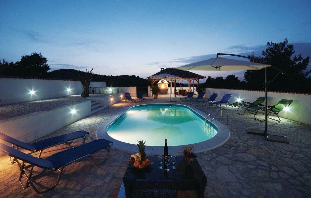ovalschwimmbecken swim mit eloxiertem aluhandlauf folie sand. Black Bedroom Furniture Sets. Home Design Ideas