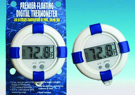 Digital schwimmbadthermometer hitl gmbh for Schwimmbadthermometer