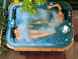 Nichts belohnt Ihren Körper und Seele wie ein Hydropool Self-Cleaning Whirlpool