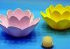 Blumenlicht für Teich und Pool