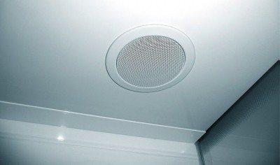 2 x Lautsprecher für Repabad-Dampfbäder